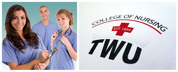 twu  nursing